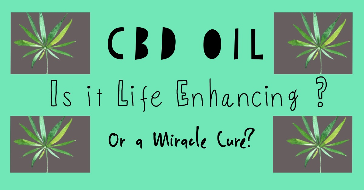 Is CBD Oil the New Miracle Cure?